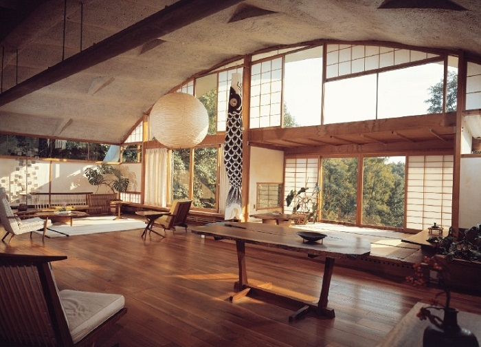 Japanese living room inspiration