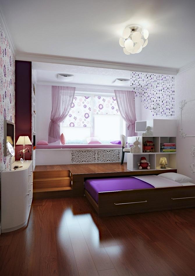 Unique Trundle bed