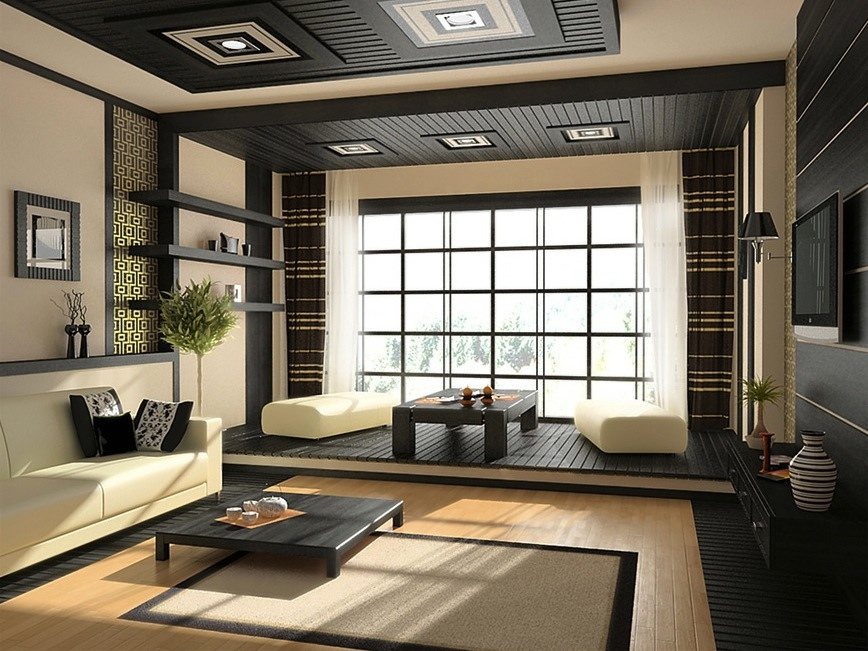 Creative living room design