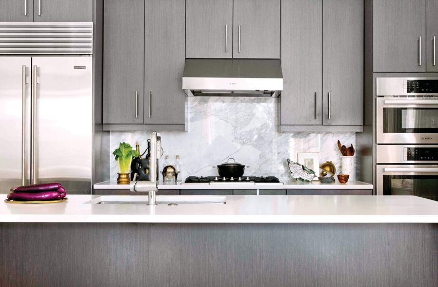 Minimalist Kitchen Apartment
