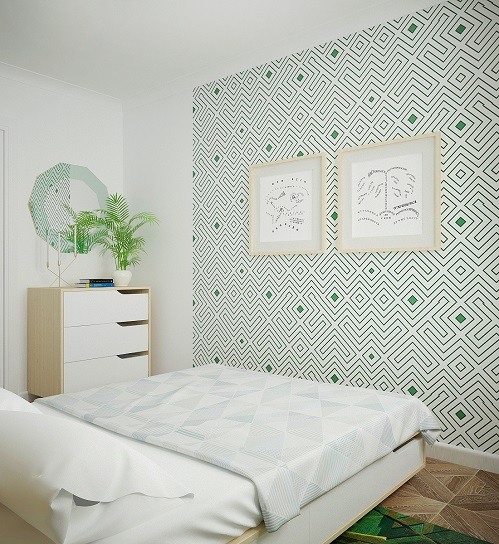 Scandinavian Style For A Small Apartment