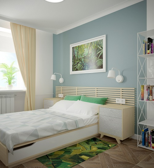 Bedroom Design For A Small Apartment