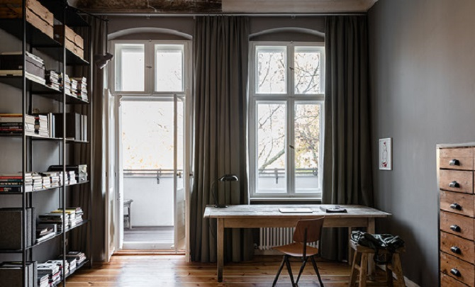 A Traveller's Home Designed By Annabelle Kutucu