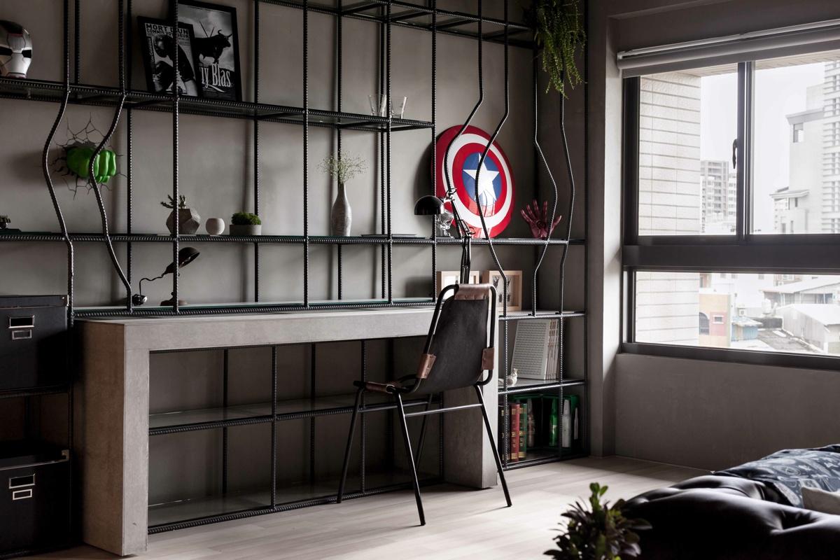Avengers interior