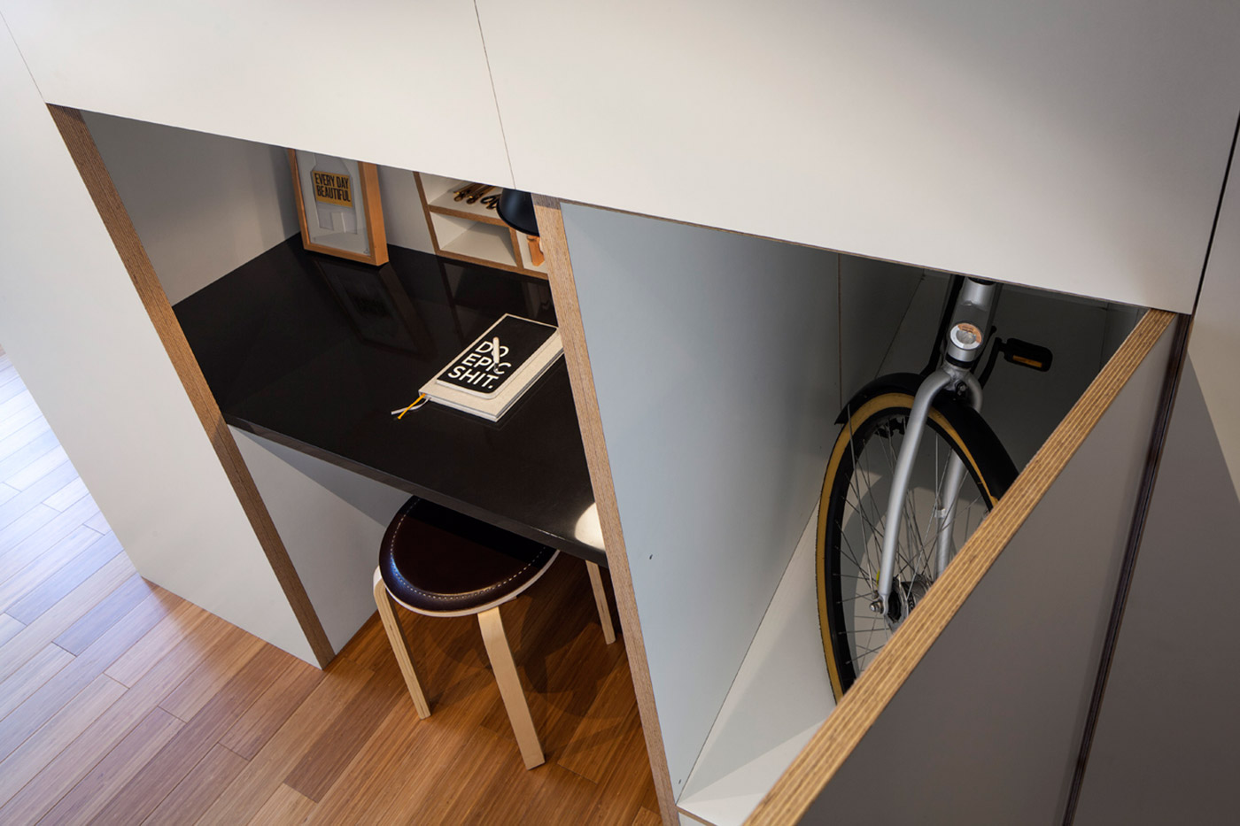 Bike storage ideas