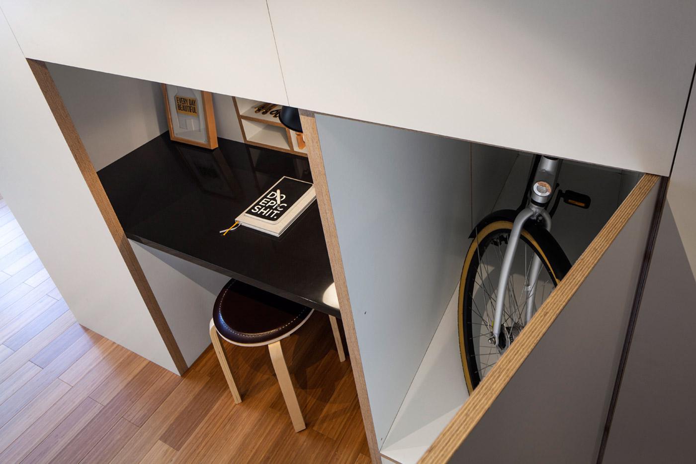 Bike storage ideas