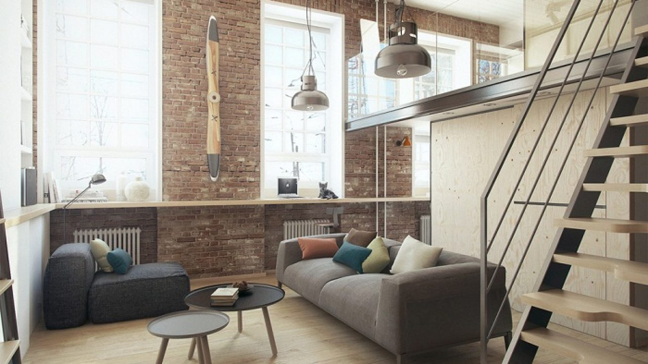 Small Apartment Design For A Young Couple With Minimalist Concept Ideas Roohome