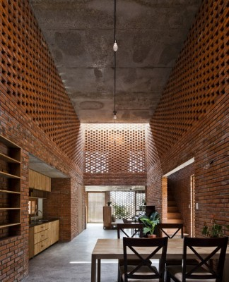 Brick interior ideas