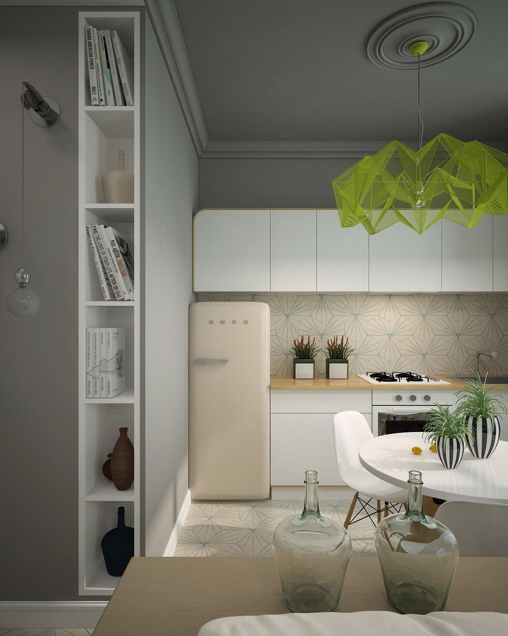 natural white kitchen inspiration