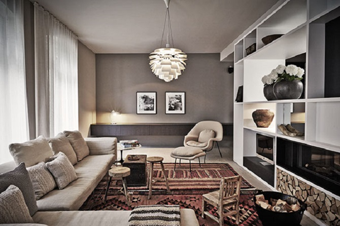 Brown Shades For Apartment