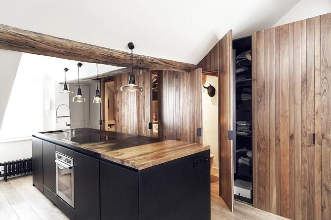 Creative kitchen design