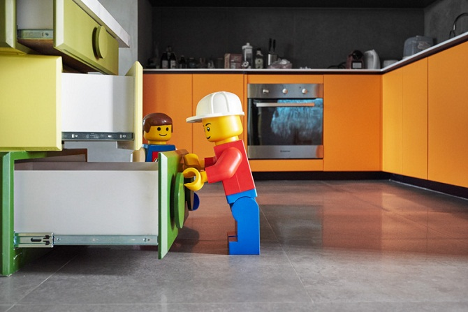 Lego design inspiration