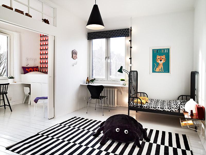 Children bedroom idea