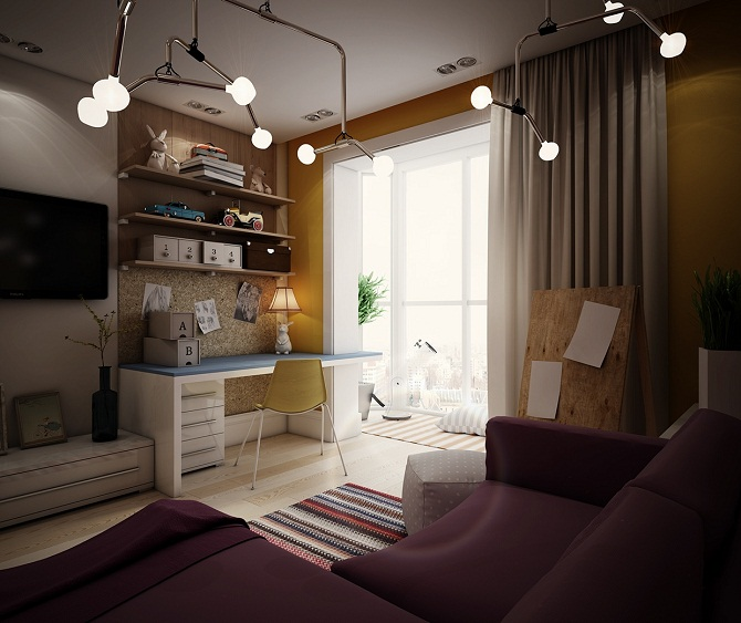 Creative Room Design