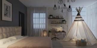 Creative Kids Bedroom