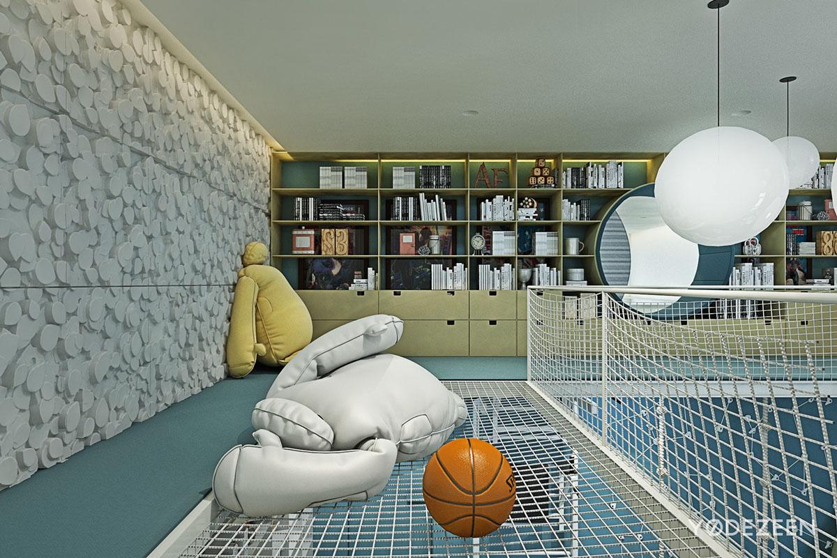 Minion theme for apartment