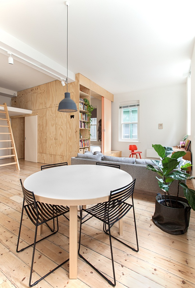 Minimalist Apartment With Japanese Style Can Build Your