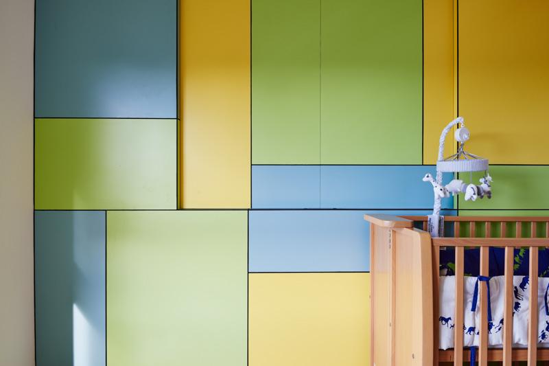 nursery color ideas for kids bedroom