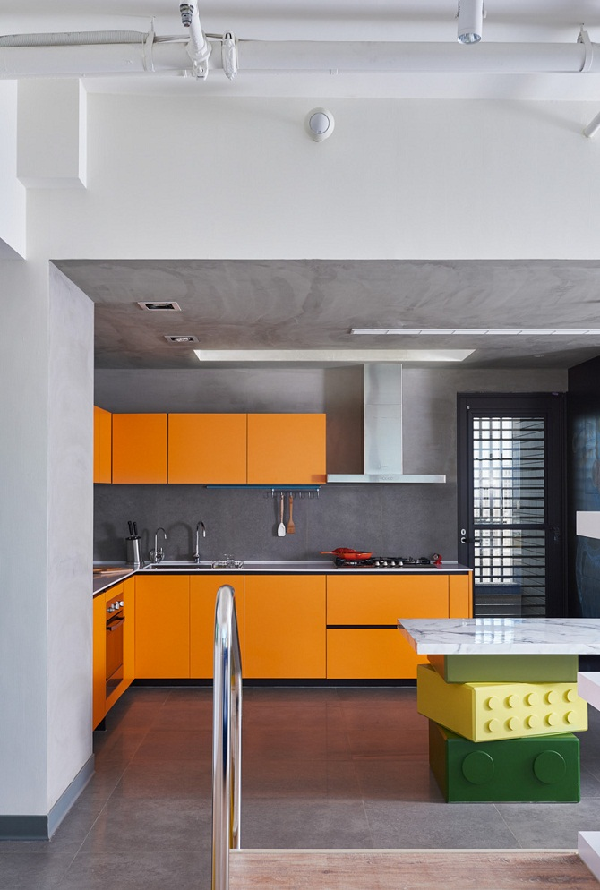 Kitchen design 2016