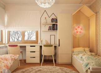 Soft And Pastel Colour For Bedroom Design