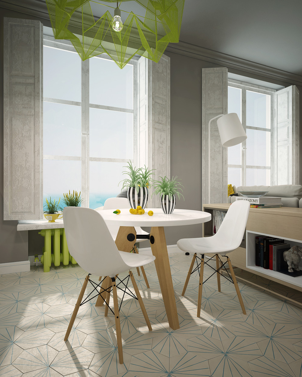 Small apartment dining set ideas