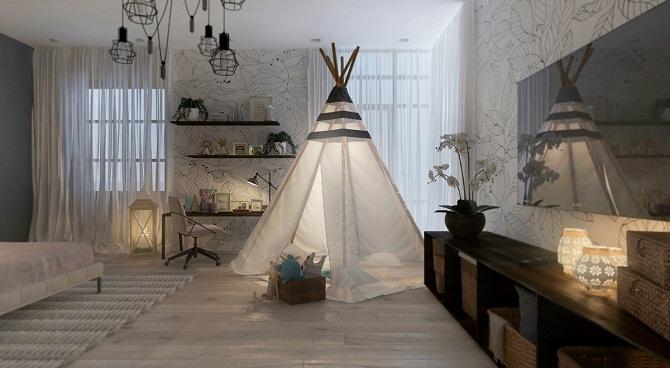 Unique Kids Bedroom
