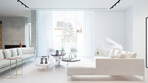 An Elegant Concept By Using Modern Interior