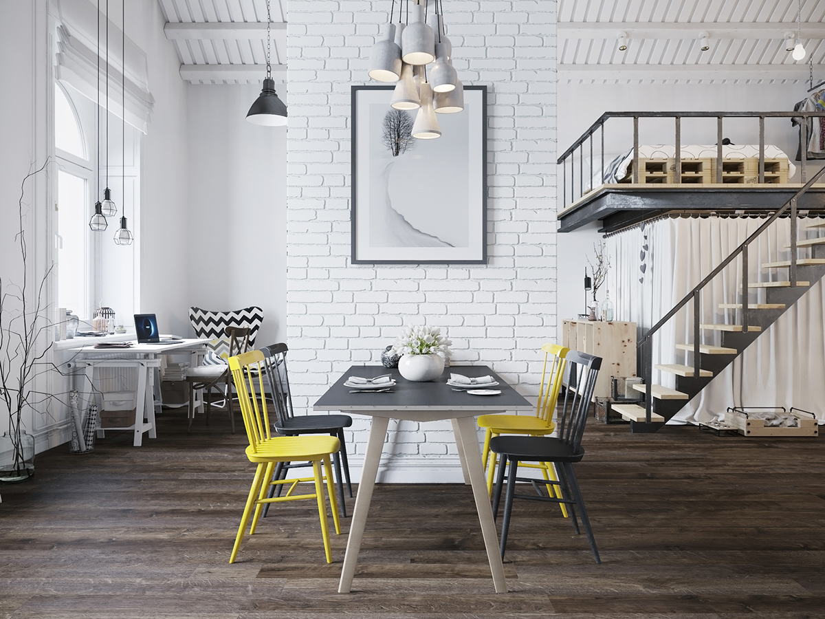 Gorgeous dining room design