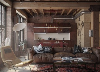 Urban apartment design