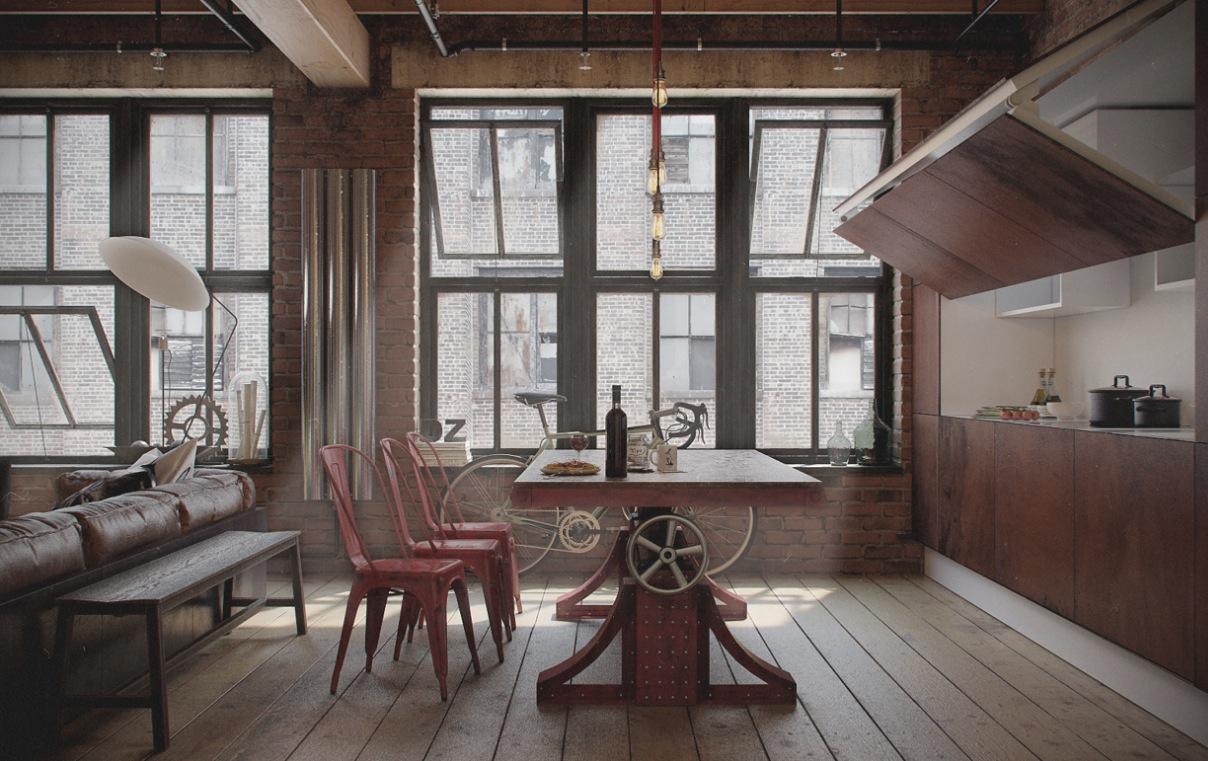Creative dining room design