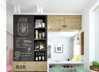 How to create unique bar at home