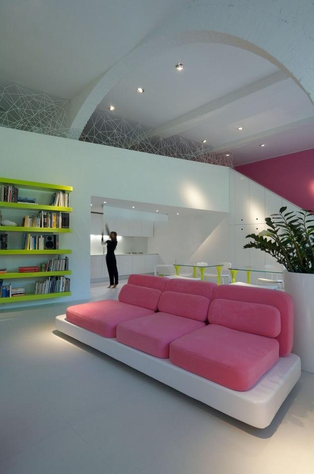 Pink sofa ideas