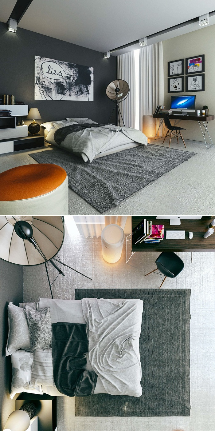 How to create an awesome bedroom