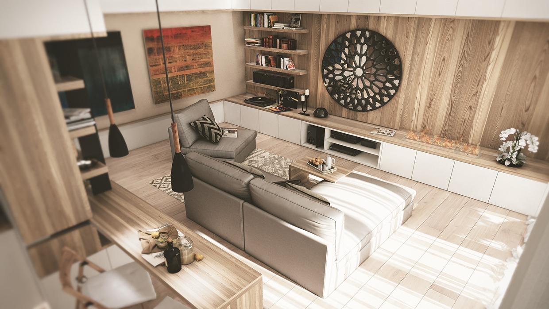 Amazing living room design