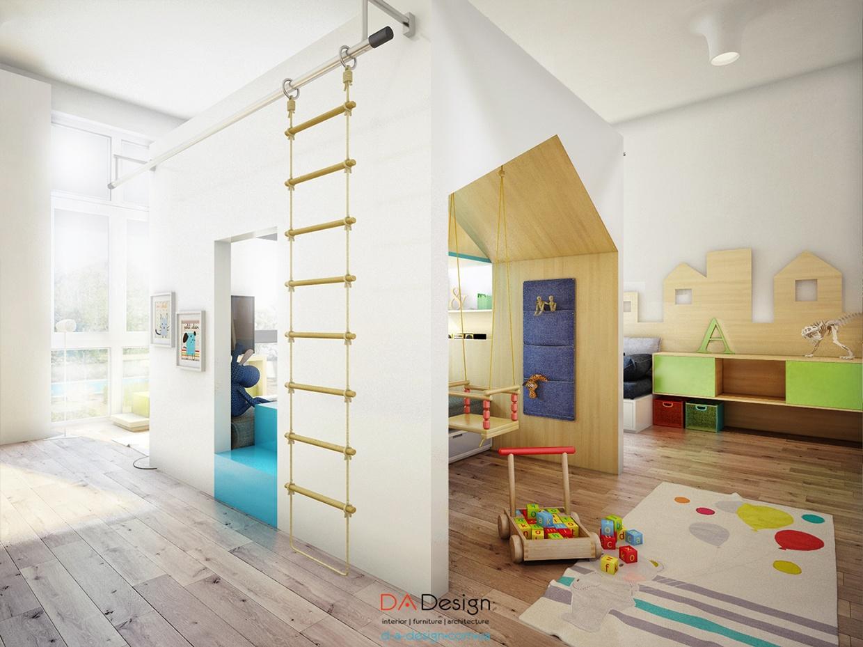 Gorgeous bedroom design for kids