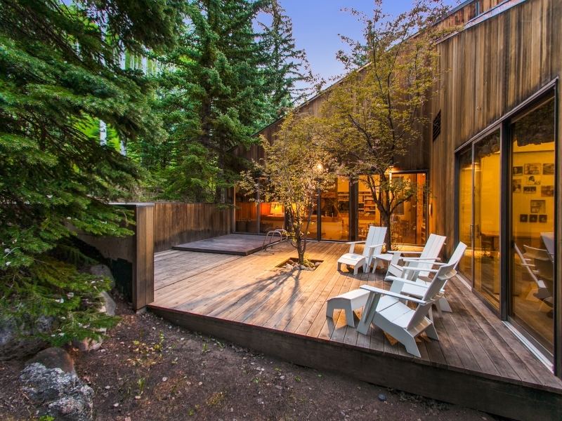 Unique cabin ideas