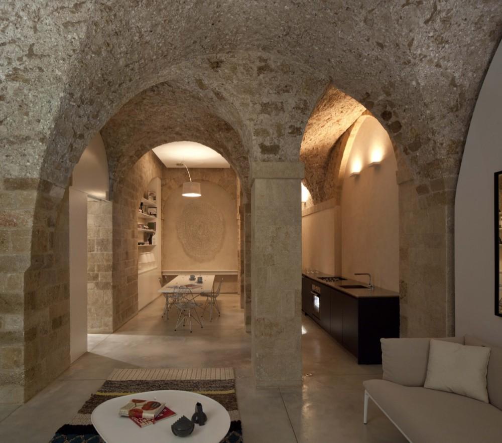 Fairy tale apartment concept