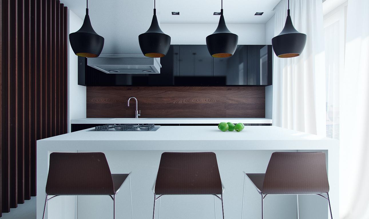 Stylish kitchen style
