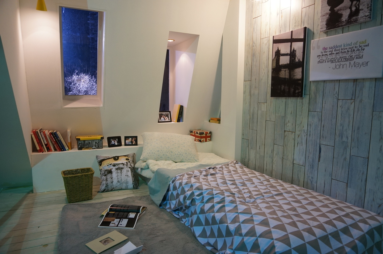Korean interior design that can be a great choice for your for Cute teen bedroom designs