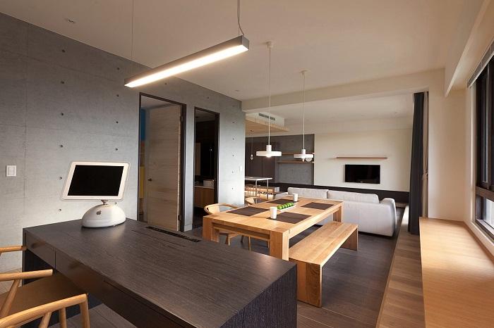 Unique dining room concept