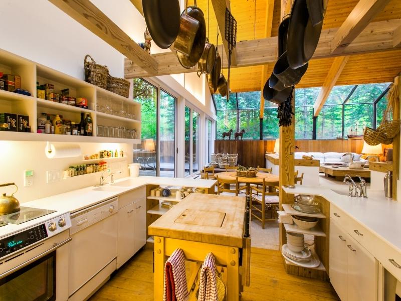 Unique and cool kitchen design