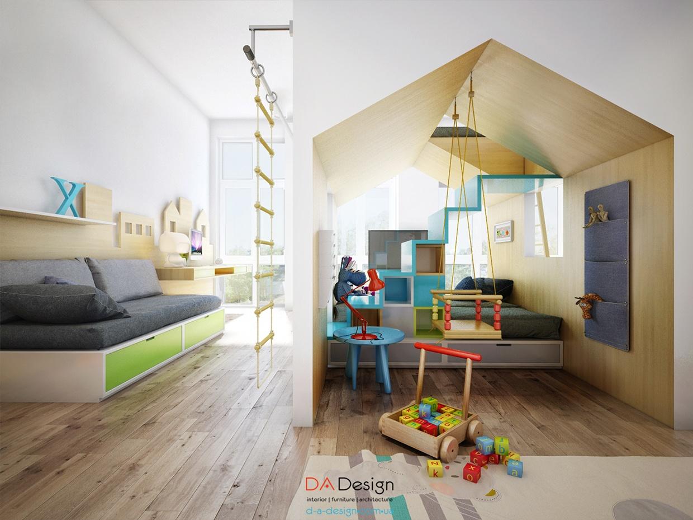 How to make indoor playground