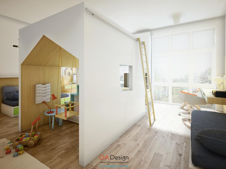 Unique bedroom design for design