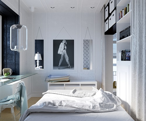 An Elegant Concept Of White Shades