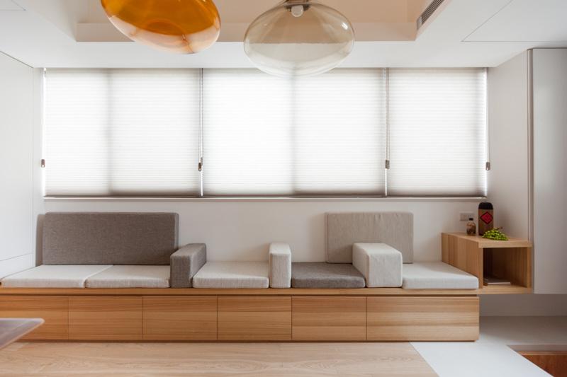 Friendly sofa for living room