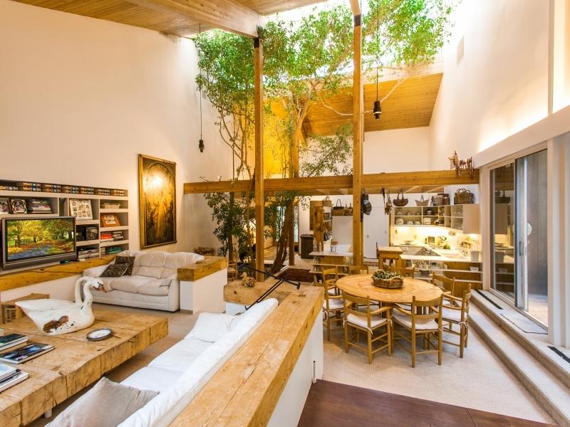 natural apartment design