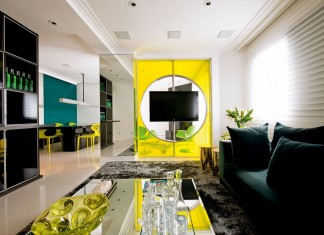 Yellow interior ideas