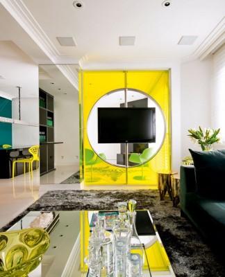 Yellow interior ideas