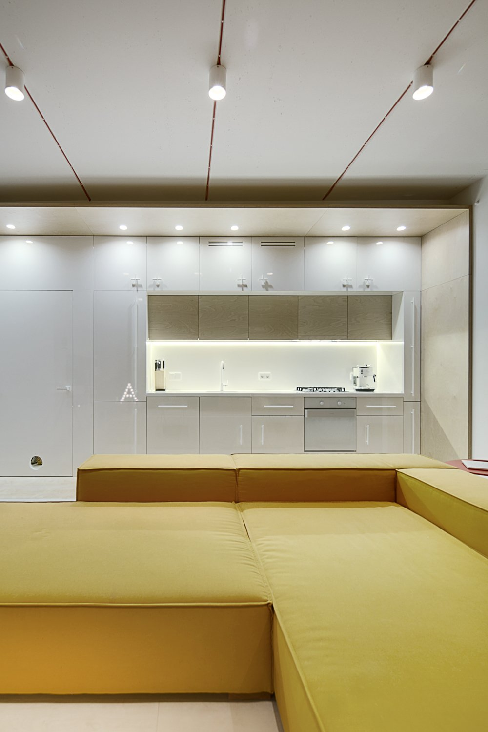 luxurious kitchen for small space