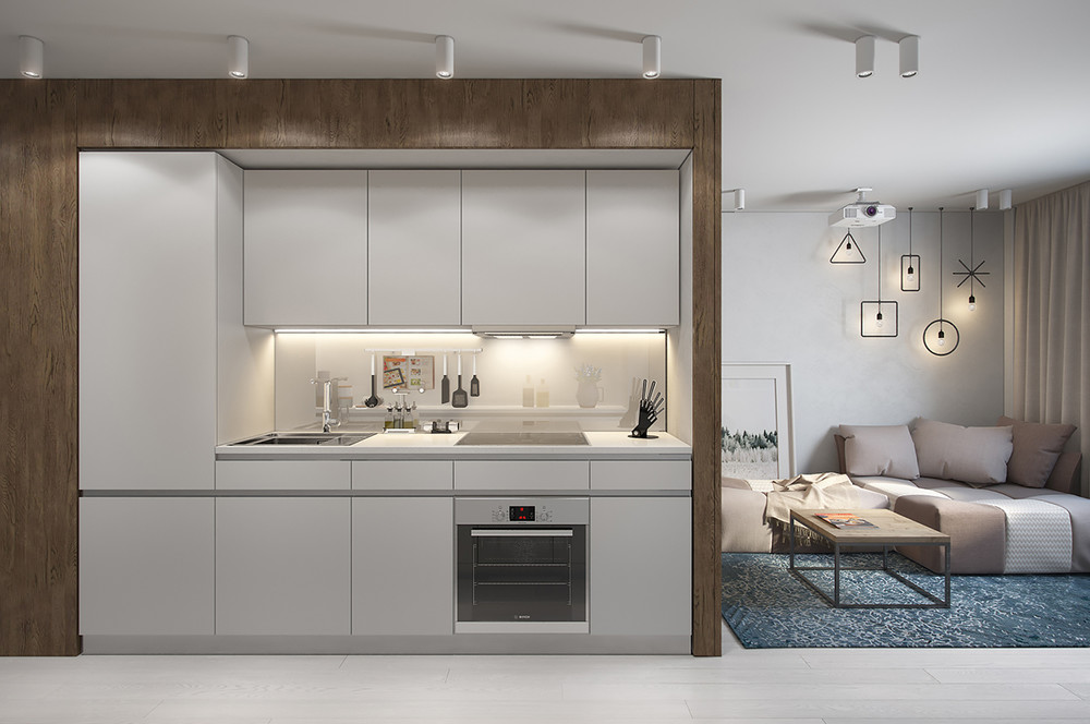 Small space idea for kitchen